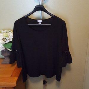 Woman's Black blouse
